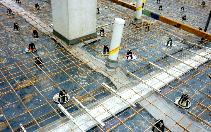 Pre-concrete-pour